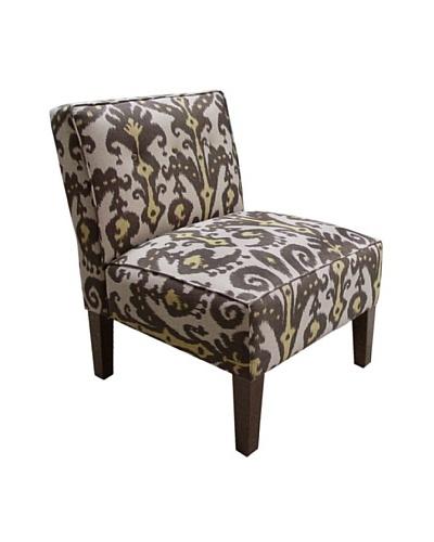 Skyline Armless Chair with Buttons