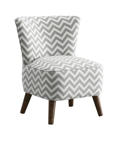 Skyline Chair, Zig Zag Ash/WhiteAs You See