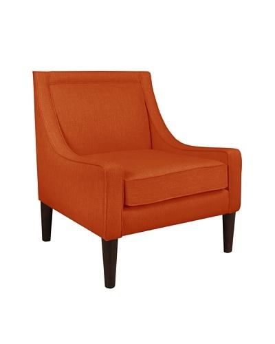 Skyline Furniture Modern Chair, Patriot Tangerine