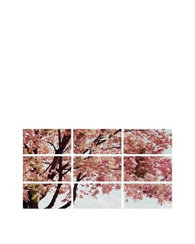 Art Addiction Fall Tree, Polyptych