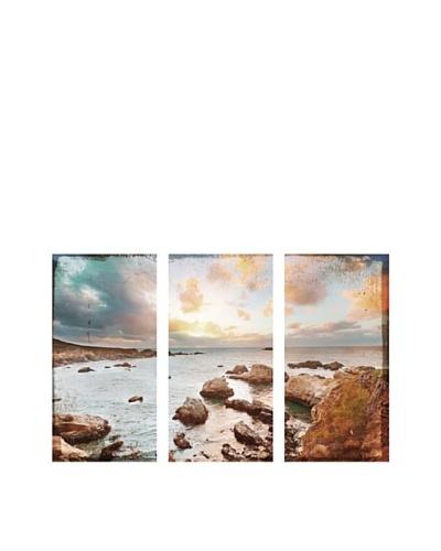 Art Addiction Rocky Bay, Triptych