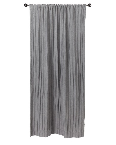 Gentlemen's Collection Pin-Tuck 84 Lined Panel, Pewter