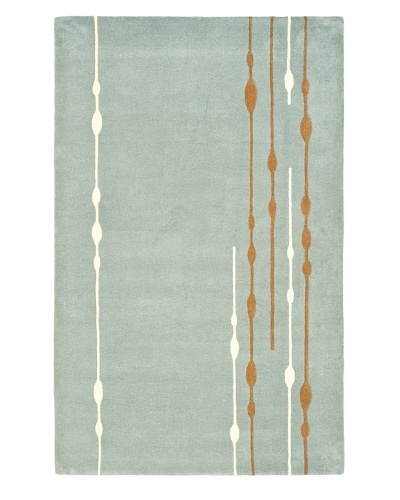 Soho Rugs Abstract Lines Rug [Blue/Multi]