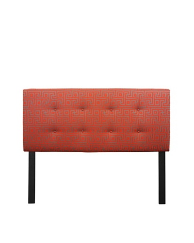 Sole Designs 8-Button Tufted Atomic Headboard