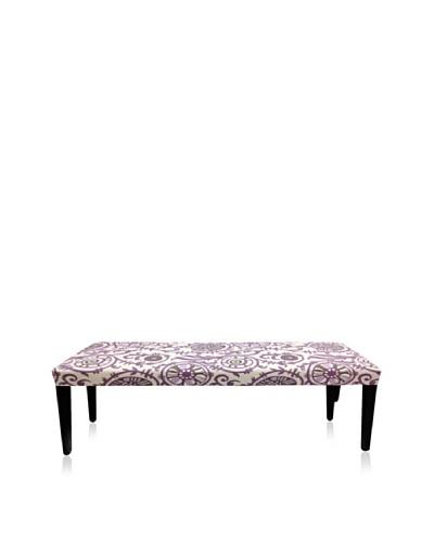 Sole Designs Passion Bench, Purple