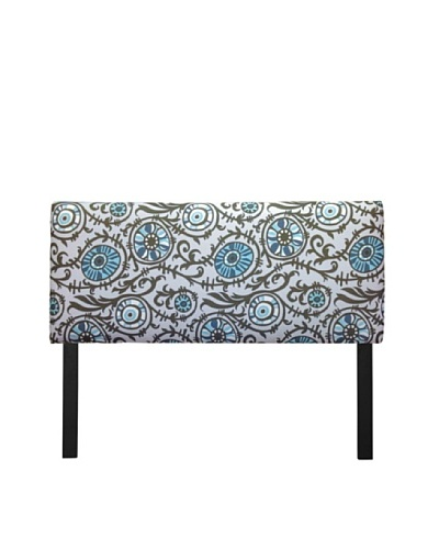 Sole Designs Upholstered Suzani Headboard