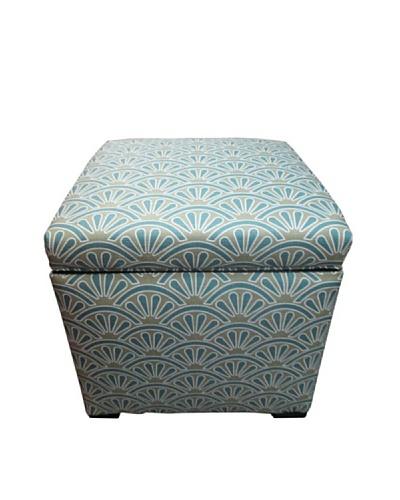 Sole Designs Tami Storage Ottoman, Bonjour Capri