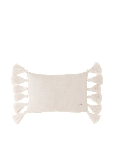 Sonia Rykiel Prose Decorative Pillow, Perle
