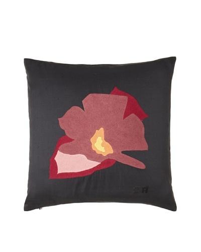 Sonia Rykiel Luxure Decorative Pillow, Noir