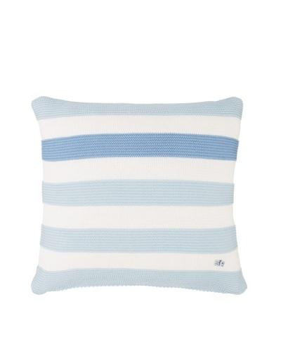 Sonia Rykiel Comme un Cadeau Decorative Pillow, Bleu Tendre, 14 x 14
