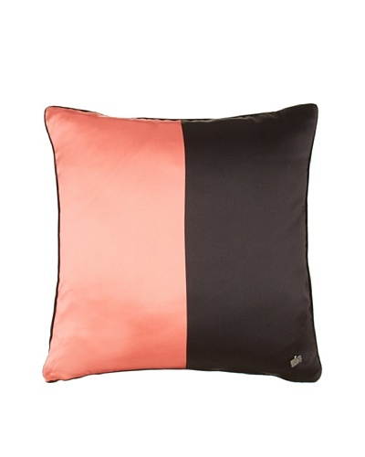 "Sonia Rykiel Bubblegum Decorative Pillow, Saumon, 18"" x 18"""