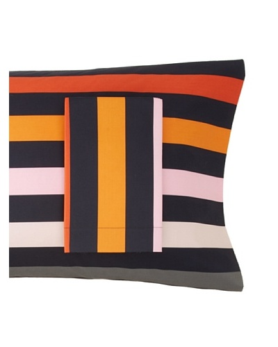 Sonia Rykiel Maison Set of 2 Plain Griotte Pillowcases