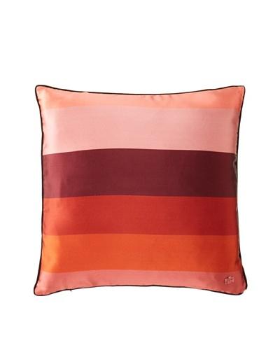 Sonia Rykiel Bubblegum Decorative Pillow, Corail, 18 x 18