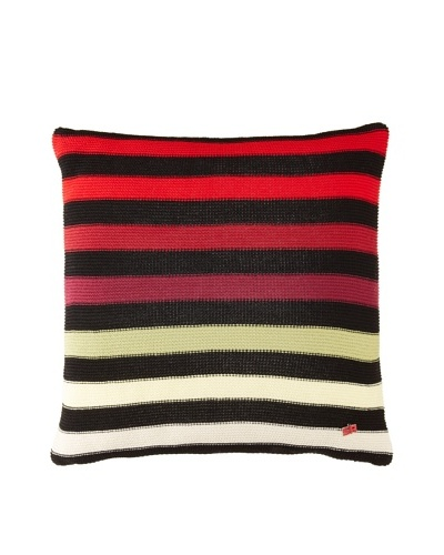 Sonia Rykiel Cheries Decorative Pillow, Fruits, 18 x 18
