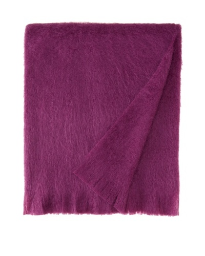 "Sonia Rykiel Sunset Throw, Pourpre, 55"" x 70"""