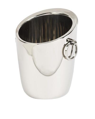 Sidney Marcus Ring Wine Cooler, Silver, Medium