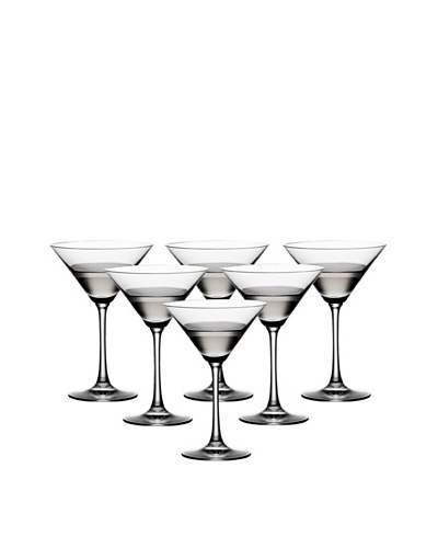 Spiegelau Set of 6 Vino Grande Martini Glasses
