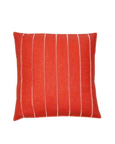 Square Feathers Spice Bands Square Pillow