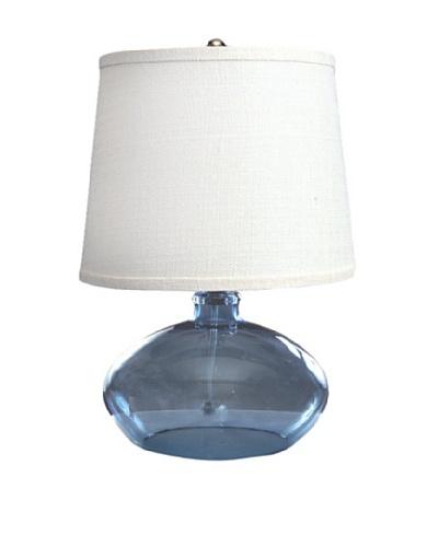 State Street Lighting Lisa Table Lamp, Blue