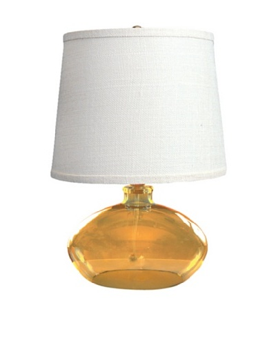 State Street Lighting Lisa Table Lamp, Amber