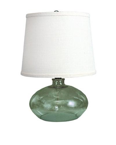 State Street Lighting Lisa Table Lamp, Green