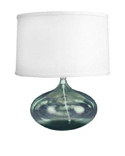 State Street Lighting Abby Table Lamp, Smoke