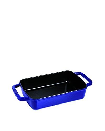 Staub 6.25-Quart Large Baker, Dark Blue
