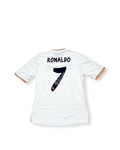 Steiner Sports Memorabilia Cristiano Ronaldo Signed Real Madrid Home Jersey Shirt 13/14