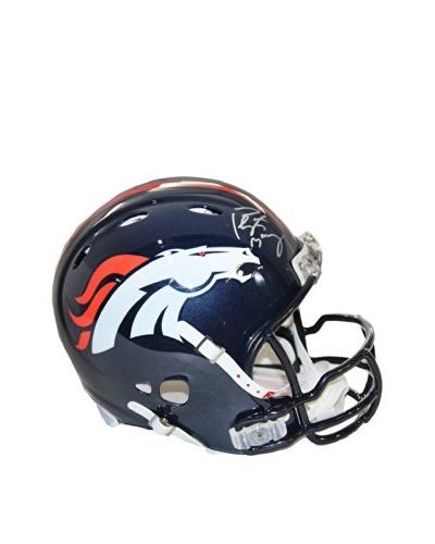 Steiner Sports Memorabilia NFL Denver Broncos Peyton Manning Signed Helmet