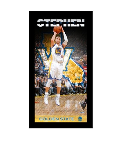 Steiner Sports Memorabilia Stephen Curry Golden State Warriors Player Profile Framed Photo
