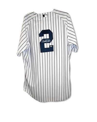 Steiner Sports Memorabilia Derek Jeter Signed Authentic Yankees Pinstripe Jersey