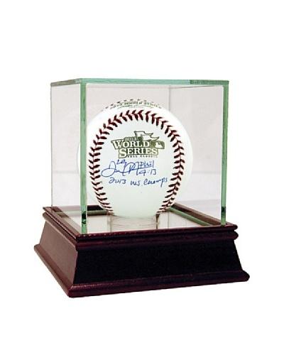 Steiner Sports Memorabilia Daniel Nava 2013 WS Champs Signed WS Baseball