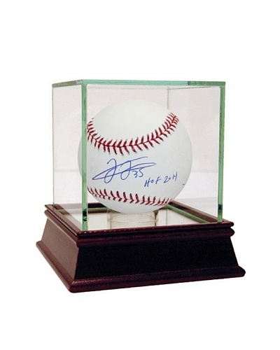 Steiner Sports Memorabilia Frank Thomas HOF 2014 Signed MLB Baseball