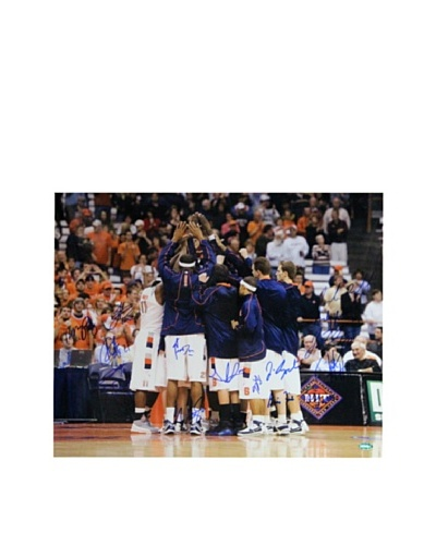 Steiner Sports Memorabilia 2007-2008 Syracuse & Jim Boeheim Signed Photo