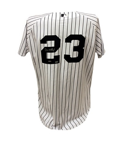 Steiner Sports Memorabilia Don Mattingly Signed Pinstripe Yankees Jersey