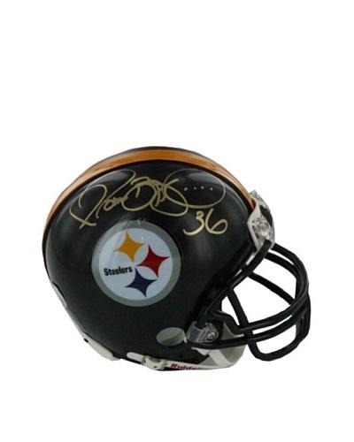 Steiner Sports Memorabilia NFL Pittsburgh Steelers Jerome Bettis Autographed Mini Helmet