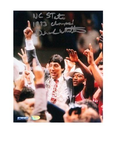 Steiner Sports Memorabilia Dereck Whittenburg NC State 1983 Champs Photo