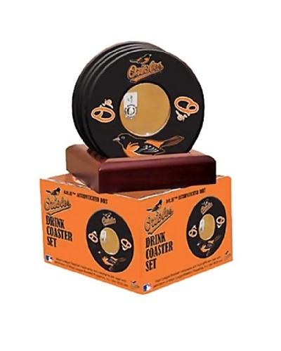 Steiner Sports Memorabilia Set of 4 Baltimore Orioles Coasters