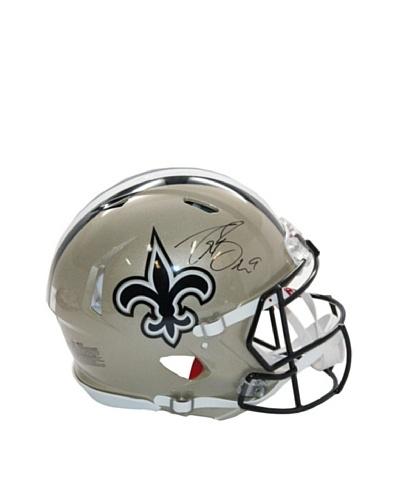 Steiner Sports Memorabilia Drew Brees Signed New Orleans Saints Helmet