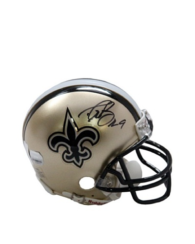 Steiner Sports Memorabilia Drew Brees Autographed Saints Mini Helmet