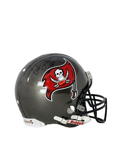 Steiner Sports Memorabilia Warren Sapp Signed Authentic Tampa Bay Buccaneers Helmet