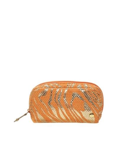Stephanie Johnson Palm Desert Orange Mini Pouch