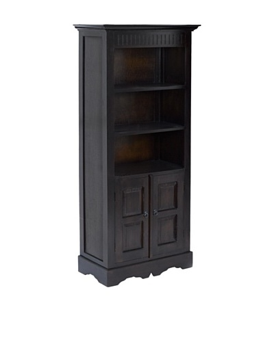 Sterling Meridian Mahogany Side Cabinet