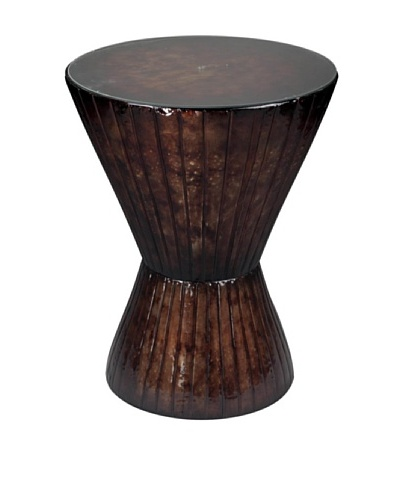 Sterling Inverrary Accent Table, Bronze