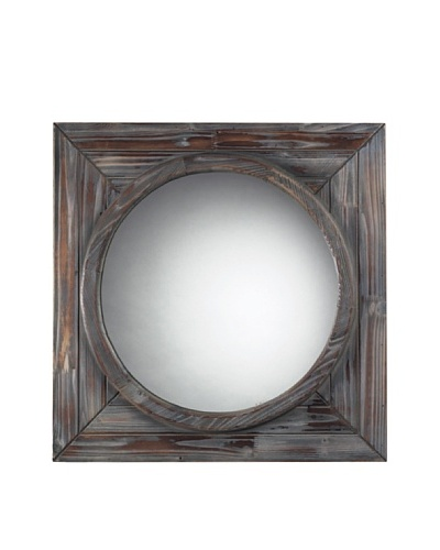 Sterling Picardie Reclaimed Wood Mirror