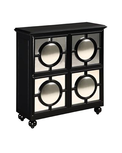 Sterling Mirage Cabinet Black