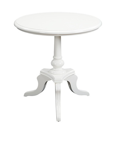 Sterling Home Chapel Table, WhiteAs You See
