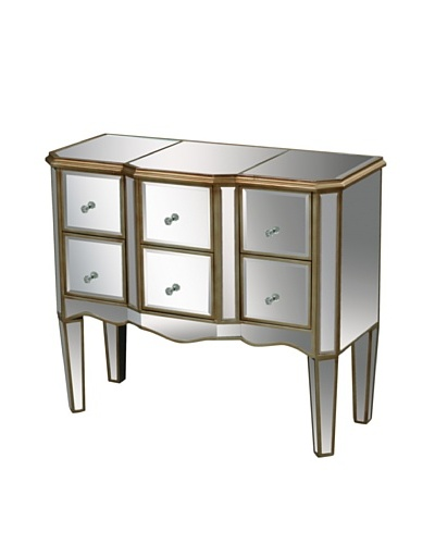 Sterling Home Antwerp Chest, Mirror