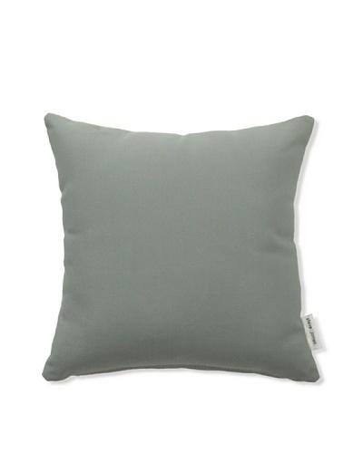 Steve & James Outdoor Throw Pillow [Aquamarine]