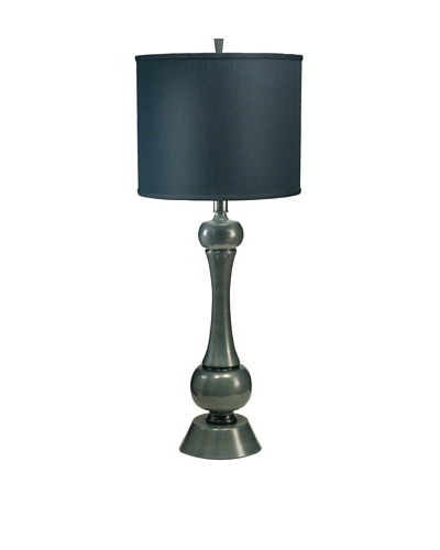 Stiffel Lighting Gun Metal Table Lamp